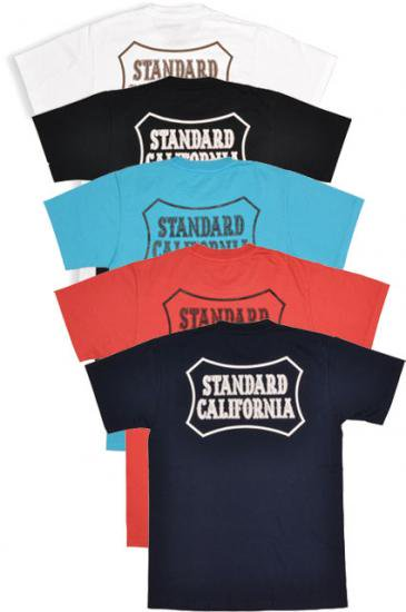<img class='new_mark_img1' src='//img.shop-pro.jp/img/new/icons50.gif' style='border:none;display:inline;margin:0px;padding:0px;width:auto;' />STANDARD CALIFORNIA SD MADE IN USA LOGO T-SHIRTS