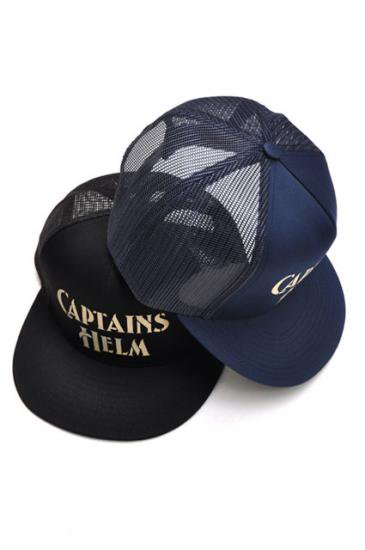 <img class='new_mark_img1' src='https://img.shop-pro.jp/img/new/icons50.gif' style='border:none;display:inline;margin:0px;padding:0px;width:auto;' />CAPTAINS HELM LOGO MESH CAP