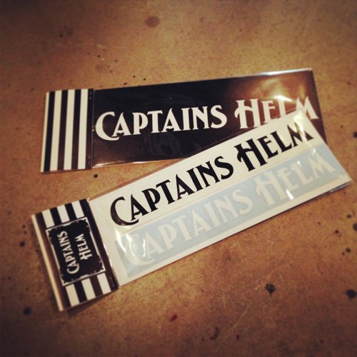 <img class='new_mark_img1' src='//img.shop-pro.jp/img/new/icons50.gif' style='border:none;display:inline;margin:0px;padding:0px;width:auto;' />CAPTAINS HELM CHT STICKER SET-B