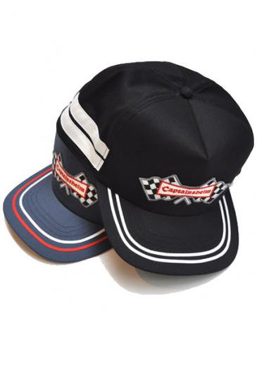 <img class='new_mark_img1' src='https://img.shop-pro.jp/img/new/icons50.gif' style='border:none;display:inline;margin:0px;padding:0px;width:auto;' />CAPTAINS HELM RACING LINE CAP