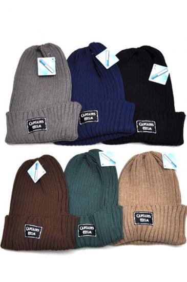 <img class='new_mark_img1' src='https://img.shop-pro.jp/img/new/icons50.gif' style='border:none;display:inline;margin:0px;padding:0px;width:auto;' />CAPTAINS HELM MIX KNIT WATCH CAP