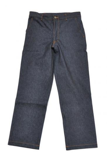 <img class='new_mark_img1' src='//img.shop-pro.jp/img/new/icons12.gif' style='border:none;display:inline;margin:0px;padding:0px;width:auto;' />SEVENTY FOUR DENIM WORKER PANT(INDIGO)