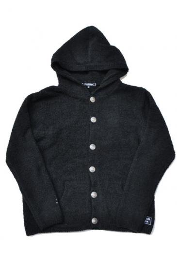 <img class='new_mark_img1' src='https://img.shop-pro.jp/img/new/icons50.gif' style='border:none;display:inline;margin:0px;padding:0px;width:auto;' />CAPTAINS HELM CHT CONCHO SOFT FEATHER PARKA(BLACK)