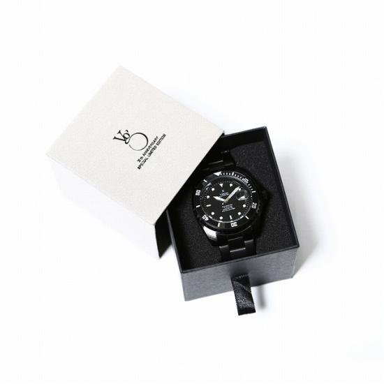 <img class='new_mark_img1' src='https://img.shop-pro.jp/img/new/icons50.gif' style='border:none;display:inline;margin:0px;padding:0px;width:auto;' />VIRGO10th ANNIVERSARY EXCLUSIVE WATCH【送料無料】