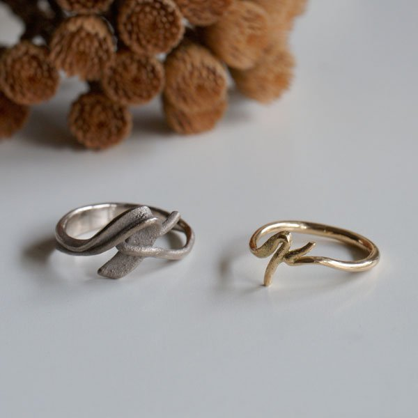 -K- marriage ring      order made