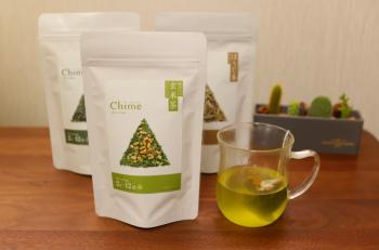 Chime(チャイム) 抹茶入り玄米茶