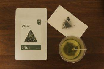 濃い味緑茶