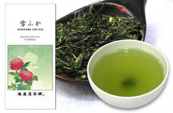 雪ふか  【鹿児島県知覧産】 煎茶