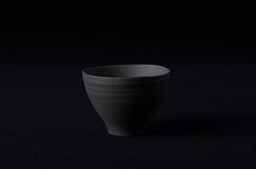 陶器の湯呑み 大