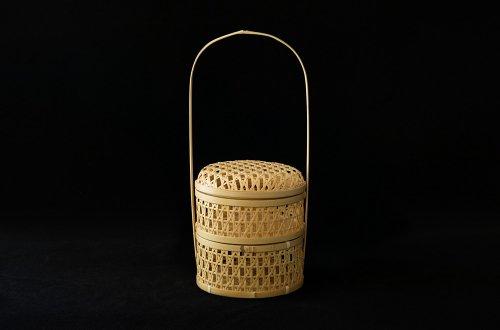 提籃籠 白竹 (参考商品・参考価格)