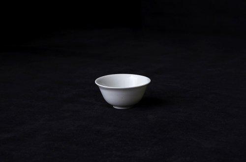 玉露盃 白磁