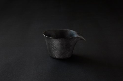 nuri WASARA コーヒーカップ 黒