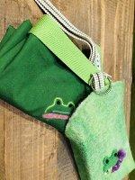 エコバック&羊毛カップホルダー