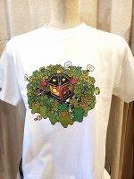カエルのお神輿Tシャツ(Lサイズ)