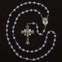 アクアオーラカルセドニー イエスの聖心のロザリオ