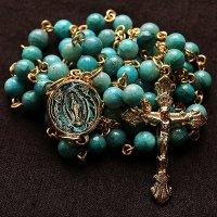 (1点もの)クォンタムクアトロシリカ 聖母マリアのロザリオ