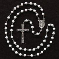 ハウライト 聖母マリアのロザリオ