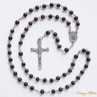 黒檀 聖母マリアのロザリオ
