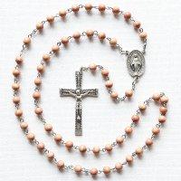 ローズウッド 聖母マリアのロザリオ