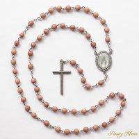 ローズウッド 無原罪の聖母のロザリオ