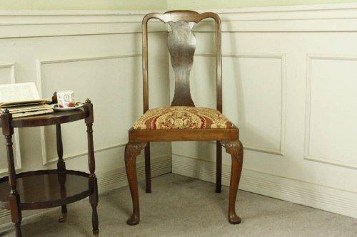 クィーンアンチェアーch12h イギリスから和モダンな空間にも最適 猫脚 椅子