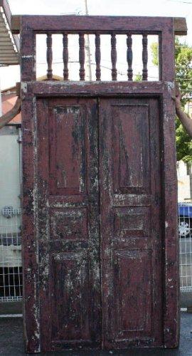 ドア(枠付き)dr36a 希少 枠付きドア 圧倒される 世界に一つ