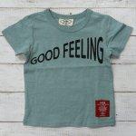 【PARK】パーク アメカジ GOOD FEELING 半袖Tシャツ ミント (PA19-201-MT)