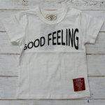 【PARK】パーク アメカジ GOOD FEELING 半袖Tシャツ オフシロ (PA19-201-OW)