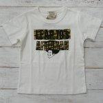 【EAST BLUE】イーストブルー アメカジ AFRO 半袖Tシャツ オフシロ (E33274-OW)