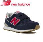 【newbalance】ニューバランス NB ベビー キッズ ジュニア スニーカー (PO313NV)