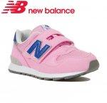 【newbalance】ニューバランス NB ベビー キッズ ジュニア スニーカー (PO313PK)