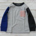 【F.O.KIDS】エフオーキッズ アメカジ サーマル 長袖Tシャツ レインボー (R106110-RA)