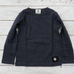 【ZERO standard】ゼロスタンダード アメカジ 長袖Tシャツ チャコール (100201-CG)