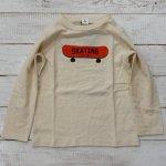 【Jeans-b 2nd】ジーンズベーセカンド アメカジ SKATING 長袖Tシャツ オフシロ (800205-OW)