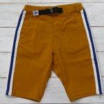 【L.COPECK】エルコペック アメカジ 冷感撥水のびのびショート パンツ キャメル (C5597-CA)