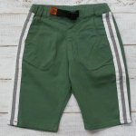 【L.COPECK】エルコペック アメカジ 冷感撥水のびのびショート パンツ グリーン (C5597-GN)