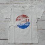 【Jeans-b 2nd】ジーンズベーセカンド アメカジ shore 半袖Tシャツ オフシロ (800138-OW)
