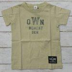 【Jeans-b 2nd】ジーンズベーセカンド アメカジ own 半袖Tシャツ オフベージュ (800147-OB)