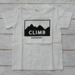 【Jeans-b 2nd】ジーンズベーセカンド アメカジ climb 半袖Tシャツ オフシロ (800148-OW)