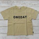 【Jeans-b 2nd】ジーンズベーセカンド アメカジ oneday ビック半袖Tシャツ ベージュ (810101-BE)