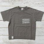 【Jeans-b 2nd】ジーンズベーセカンド アメカジ UTMOST ビック半袖Tシャツ チャコール (810137-CG)