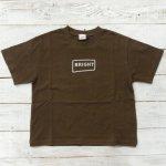 【Jeans-b 2nd】ジーンズベーセカンド アメカジ BRIGHT ビック半袖Tシャツ ブラウン (810139-BR)
