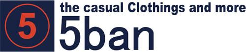 casual clothing shop 5ban