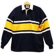 BARBARIAN COLLEGIATE ラグビーシャツ