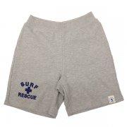 オリジナル スウェットショーツ【SURF RESCUE】