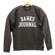 BANKS JOURNAL DEFENSE CREW SWEAT