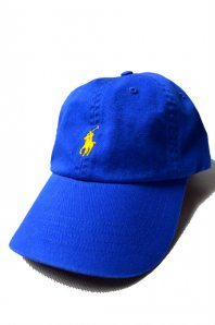 <font size=5>RALPH LAUREN</font><br>CLASSIC SPORTS CAP<br>BLUE<img class='new_mark_img2' src='http://www.factory079.jp/img/new/icons5.gif' style='border:none;display:inline;margin:0px;padding:0px;width:auto;' />