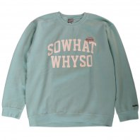 <font size=5>SAYHELLO</font><br> Lost Collage Garment Dyed Crew Neck Sweat<br>3 Color