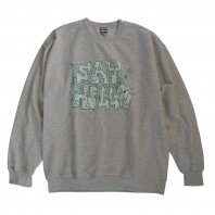<font size=5>【30%OFF】</font><br>SAYHELLO<br>Top Ten Crew Neck Sweats<br>2 Color<br> <img class='new_mark_img2' src='//img.shop-pro.jp/img/new/icons16.gif' style='border:none;display:inline;margin:0px;padding:0px;width:auto;' />