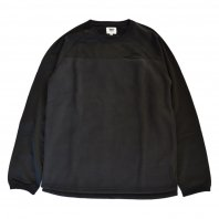 <font size=5>RUTSUBO 坩堝</font><br>City Boy Fleece LS<br>Black<br>